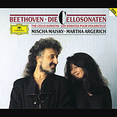 Beethoven: The Cello Sonatas by Mischa Maisky