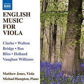 English Music for Viola by Various Artists