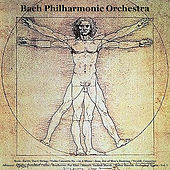 Bach: Air On the G String / Violin Concerto No. 1 in A Minor/Jesu, Joy of Man's Desiring / Vivaldi: Concertos / Albinoni: Adagio / Pachelbel: Canon in D Major / Beethoven: Fur Elise / Mozart: Turkish March / Walter Rinaldi: Orchestral Works, Vol. I by Bach Philharmonic Orchestra