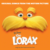 Dr. Seuss' The Lorax - Original Songs From The Motion Picture by Various Artists