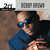 The Best Of Bobby Brown 20th Century Masters The Millennium Coll by Bobby Brown