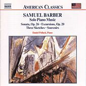 Complete Published Solo Piano Music by Samuel Barber