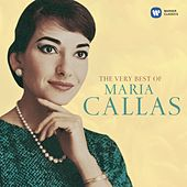 Very Best of Maria Callas by Nicola Rescigno