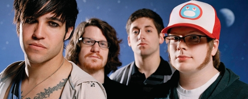 Napster Top Tracks 2005: Fall Out Boy vs. Green Day
