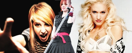 Cheat Sheet: Alternative's Fiercest Frontwomen