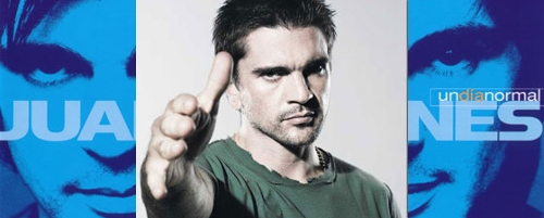 Source Material: Juanes, Un Dia Normal
