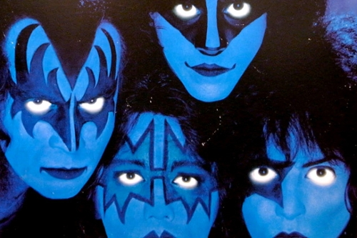 Source Material: KISS, Creatures of the Night
