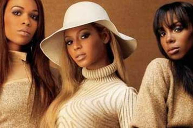 Destiny's Children: R&B Girl Groups of the '90s