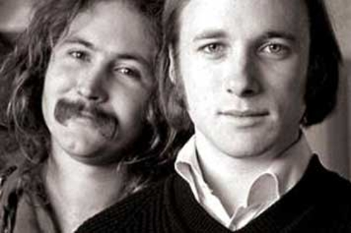 Source Material: Crosby, Stills & Nash; Crosby, Stills & Nash