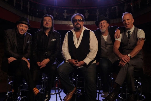 The Mavericks Talk Ray Charles: On the Record