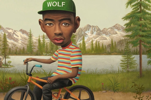 Tyler, the Creator's Creation Myth