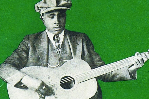 Meet Blind Willie McTell