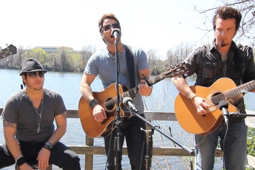 "Parmalee ""Carolina"": Stripped Down"