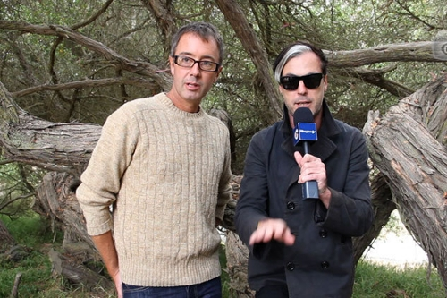 Fitz and The Tantrums Talk Daryl Hall, Airport Bathrooms and More