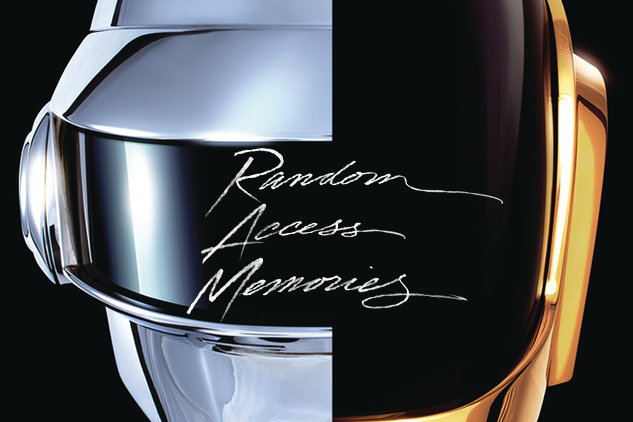Daft Punk, Random Access Memories: Source Material