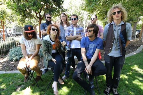The Mowgli's Talk Walk The Moon: On The Record (interview)