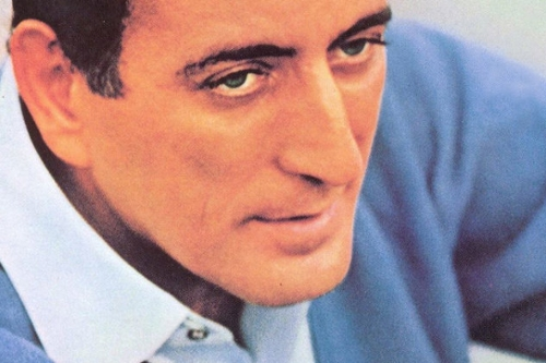 Hip Young Tony Bennett