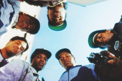 Source Material: NWA, Straight Outta Compton