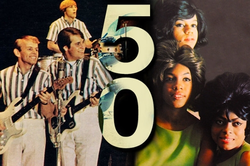 The 50 Best Songs of 1964
