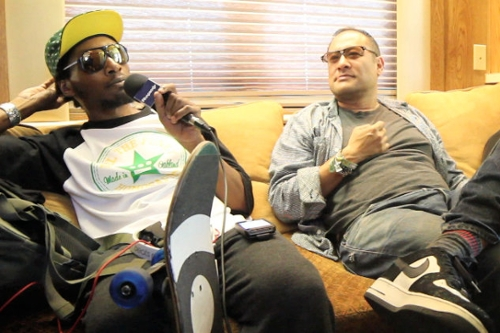 Deltron 3030 Interview