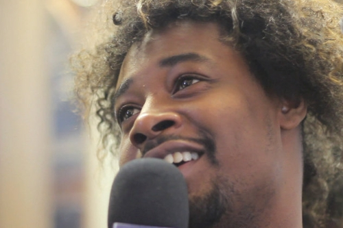 Danny Brown: Napster Interviews