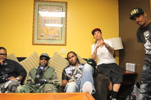Bone Thugs-N-Harmony Talk The D.O.C.: On The Record (interview)
