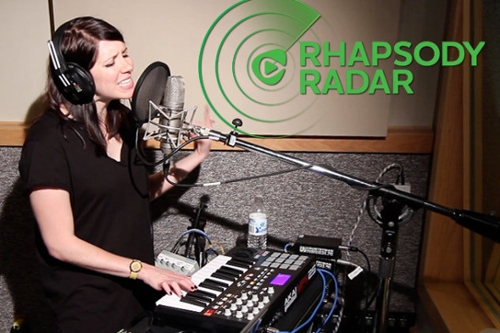 "K.Flay ""Rawks"": Napster Radar Sessions"