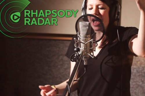 "K.Flay ""Devils Haircut"": Napster Radar Sessions"