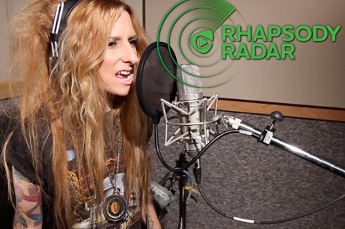 "Kendra Morris ""These Eyes"": Napster Radar Sessions"