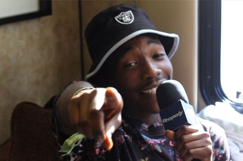 Dizzy Wright Talks Nas: On The Record (interview)