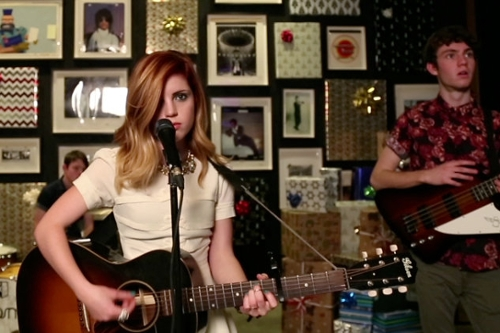 "Echosmith, ""I Heard Bells On Christmas Day"": Napster's Holiday Special"