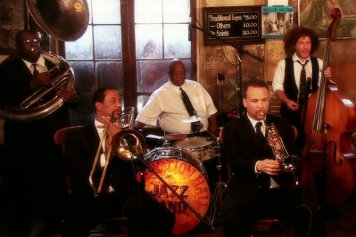Preservation Hall Jazz Band,