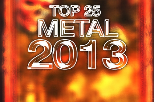 Top 25 Metal Albums of 2013