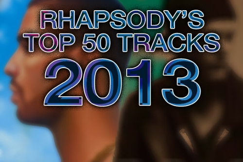 Napster's Top 50 Tracks of 2013