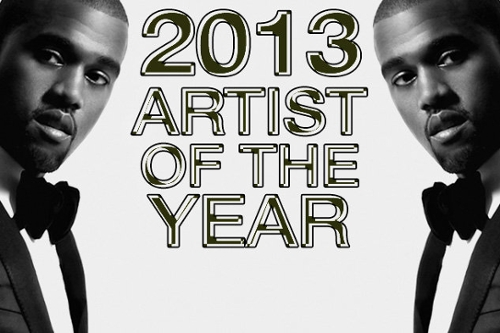 Napster's Artist of the Year: Kanye West