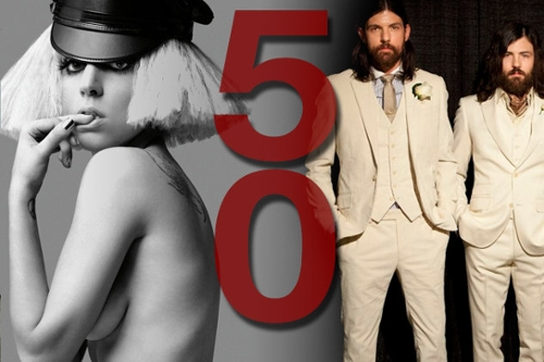The 50 Best Songs of 2009