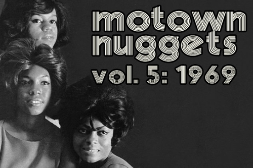 Motown Nuggets, Vol. 5: 1969