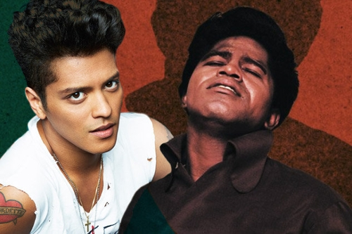 Breaking Down Bruno Mars' Image