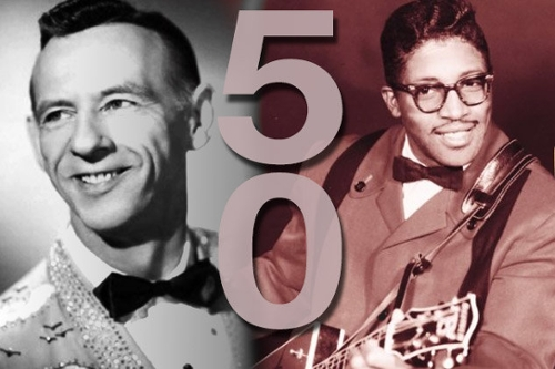 The 50 Best Songs of 1955