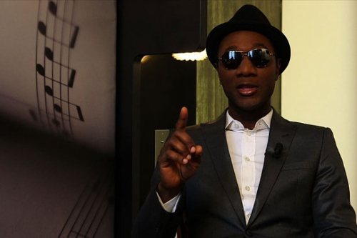 Aloe Blacc Talks Eugene McDaniels: On The Record (Interview)