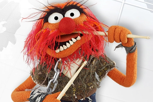 Celebrity Playlist: Animal of the Muppets