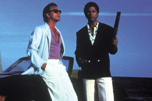Music Made Famous by Miami Vice