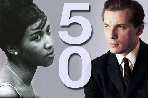 The 50 Best Songs of 1960