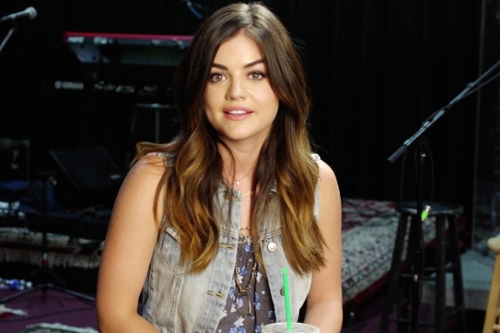 Lucy Hale Talks Rascal Flatts: On the Record (Interview)