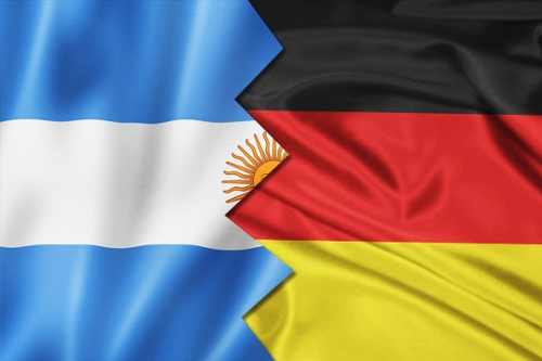 World Cup Finals: Germany vs. Argentina