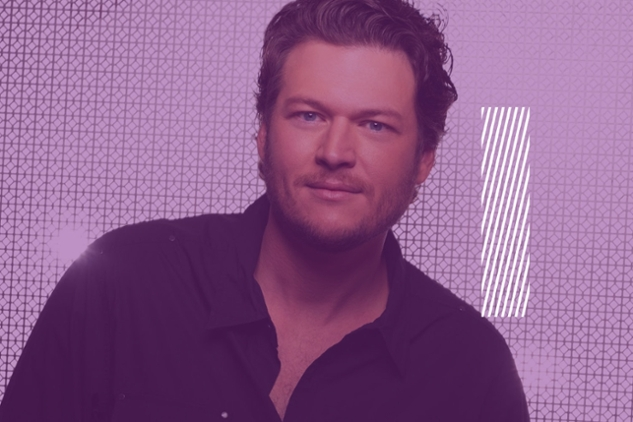 Celebrity Playlist: Blake Shelton