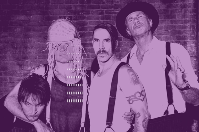 Celebrity Playlist: Red Hot Chili Peppers