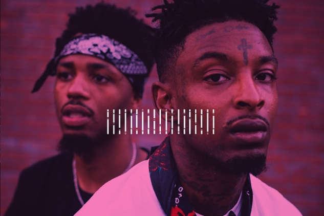 Celebrity Playlist: 21 Savage & Metro Boomin
