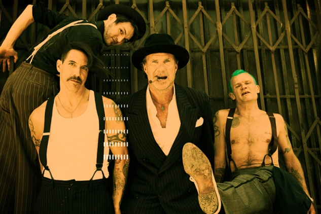 Artist Spotlight: Red Hot Chili Peppers