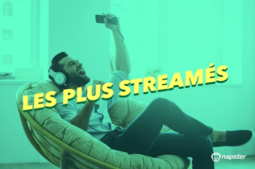 Les plus streamés - France